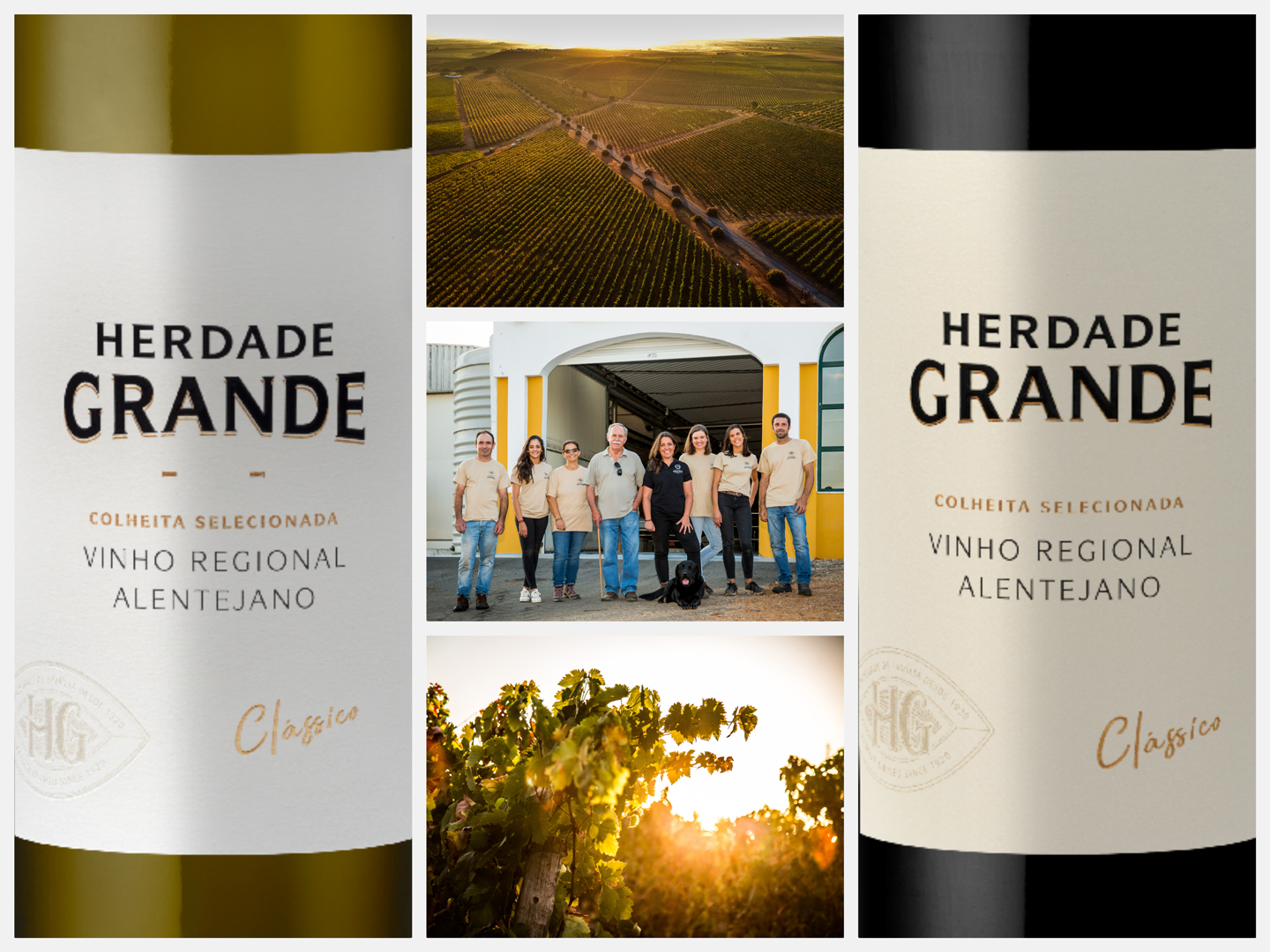 Herdade Grande Presents Novelties in Prowein 2019