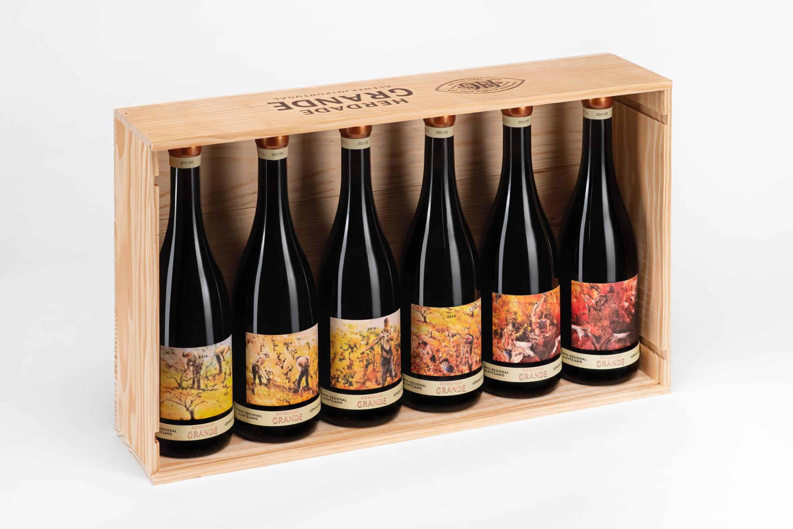 A Génese do Baco. Celebrar o centenário com edição artística de tributo à viticultura alentejana